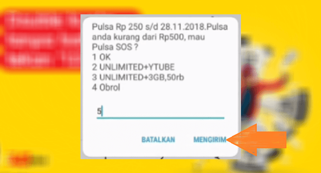 Cara Registrasi Paket Internet Murah Indosat