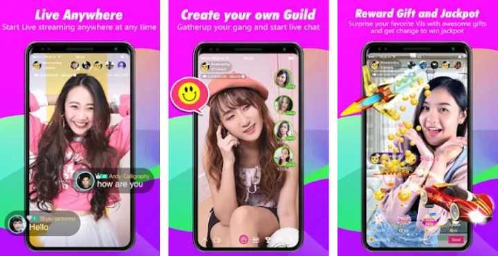MLive APK Yang Bisa Free Video Call Gratis