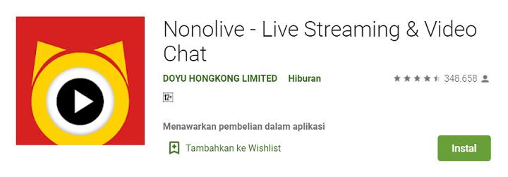 Nono Live Streaming