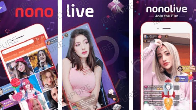 NoNo Live APK Live Dewasa